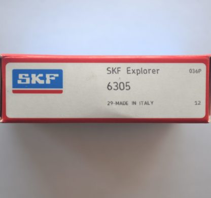 Подшипник 6305 (BB1-2553) [25*62*17] SKF
