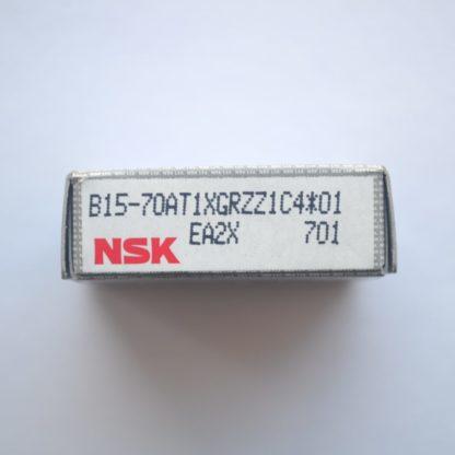 Подшипник генератора 15*32*11 (B-15-70AT1XGRZZ1C4*01EA) NSK