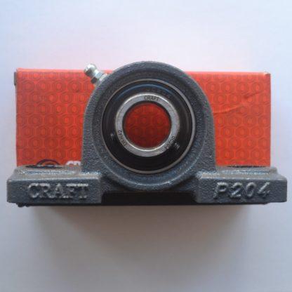 Подшипник 480204 (UCP 204) CRAFT