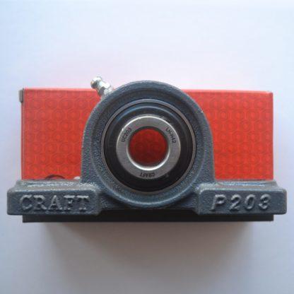 Подшипник 480203 (UCP 203) CRAFT