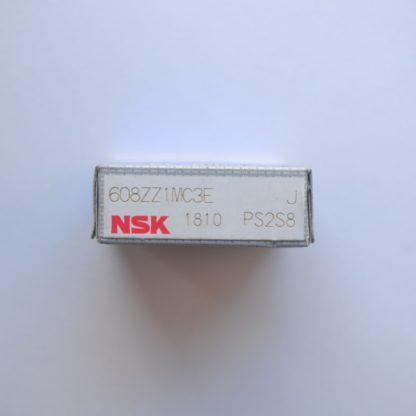 Подшипник 608 ZZ1MС3E NSK [8*22*7]