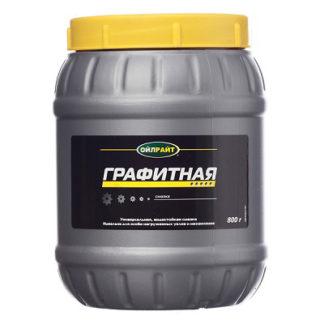 Смазка графитная (0,800 кг)  OILRIGHT