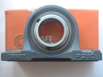 Подшипник UCP 210 - R3 (3-х кром упл и усиленный корпус) CRAFT