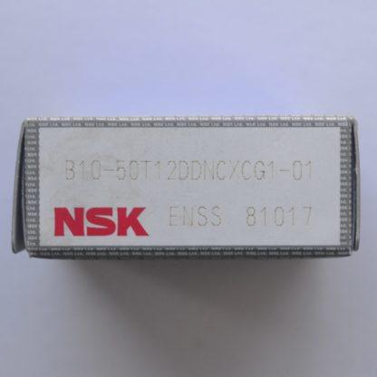 Подшипник генератора 10*27*11 (B10-50T12DDNCXCG101) NSK