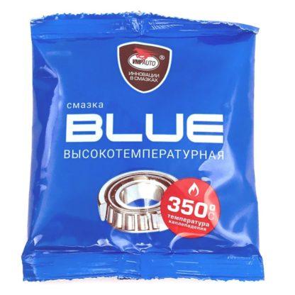 Смазка МС 1510 BLUE высокотемпературная комплексная литиевая, 80 гр стик-пакет (ВМПАВТО)