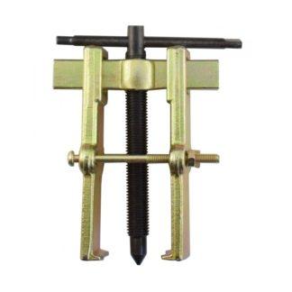 Съемник 2-х лапый раздвижной со стяжкой 100 мм  БМ 231202
